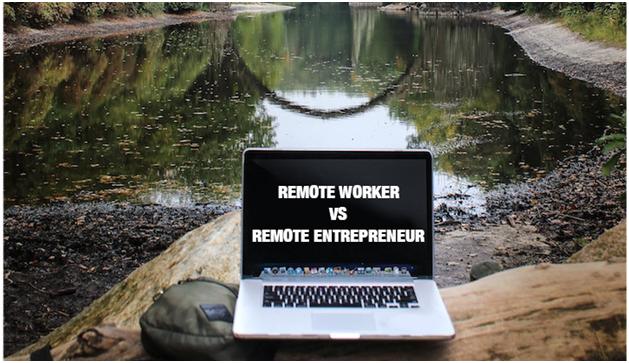 remote entrepreneur