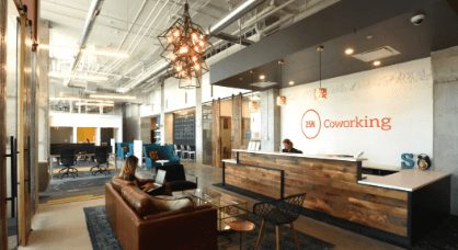 25ncoworking space chicago
