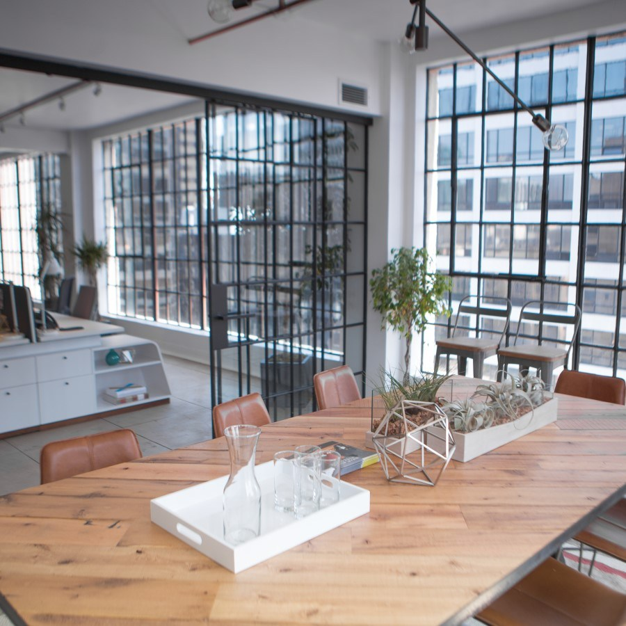 collection coworking space la
