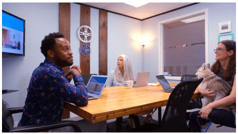 Createscape Coworking Space