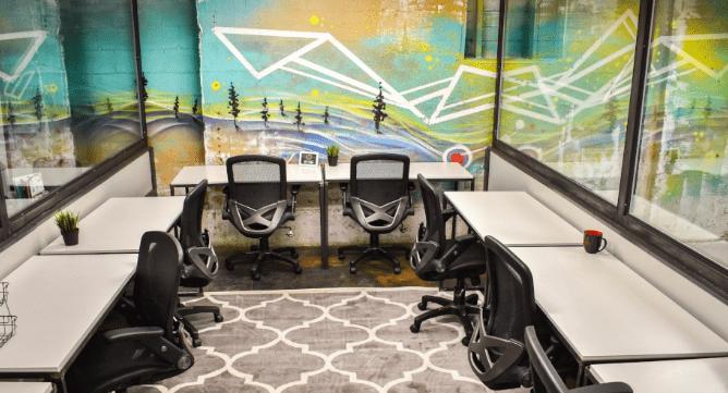 grid coworking space denver