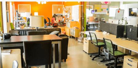 kleverdog coworking space la