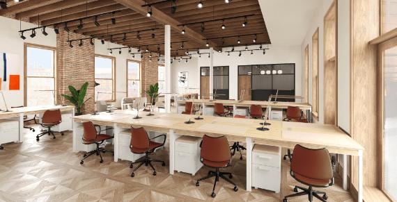 neuehouse coworking space la