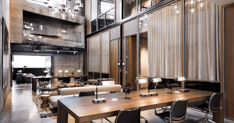neuehouse coworking space nyc