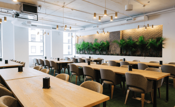 primary coworking spaces nyc