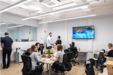 workville coworking space nyc