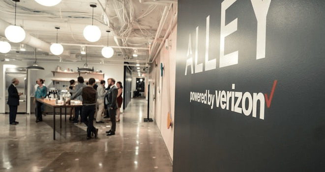 alley coworking space dc