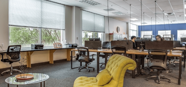 headspace coworking space dallas