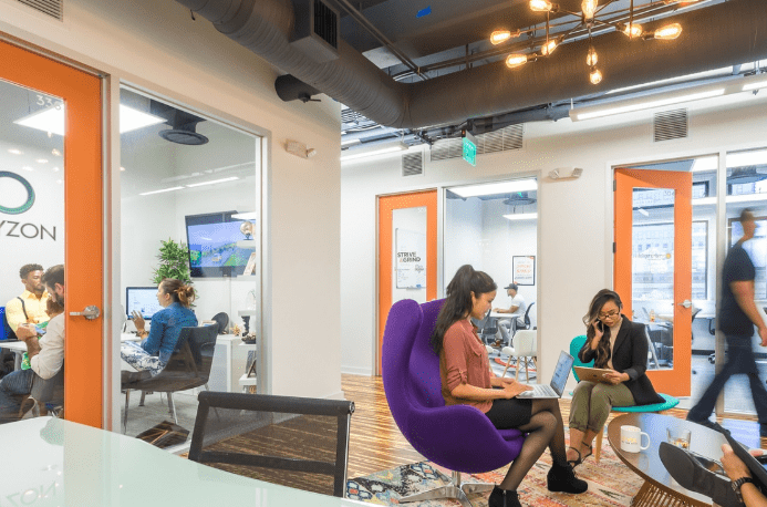 novel coworking space dallaas