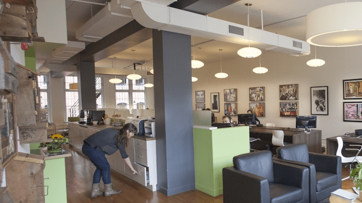 oficio coworking space boston