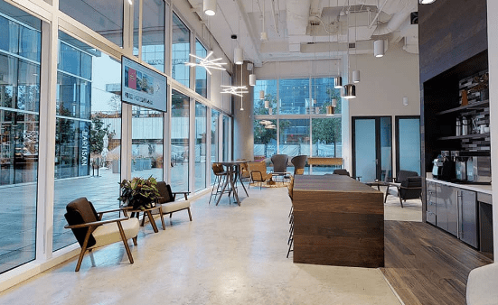 serendipity coworking space dallas