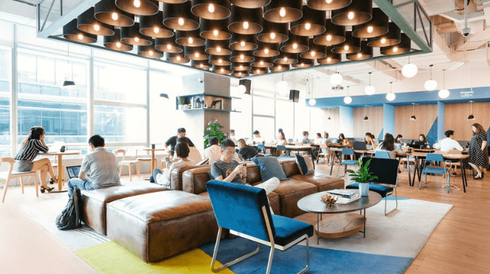 wework coworking space seattle