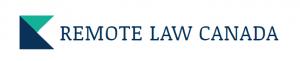 Remote Law Canada logo