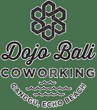 dojo bali coworking logo