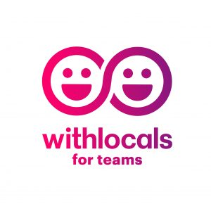 Withlocals for Teams-logo_Square logo